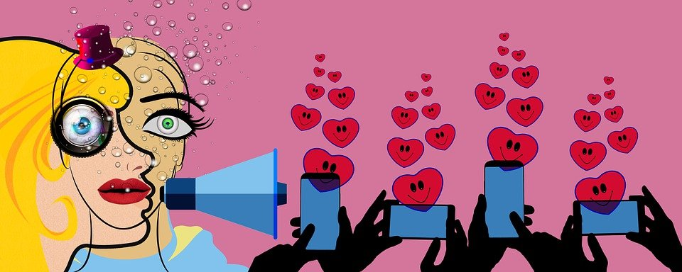 Influencer, Social Media, Social, Life Style, Instagram