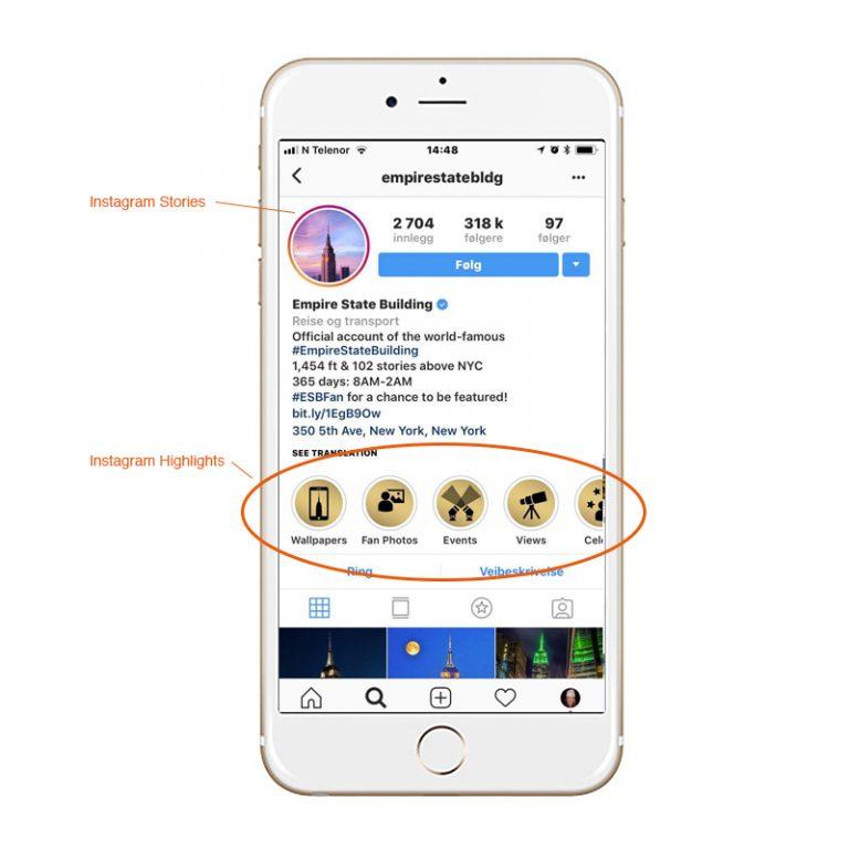 Slik får du bedriften til å lykkes på Instagram   tur.digital