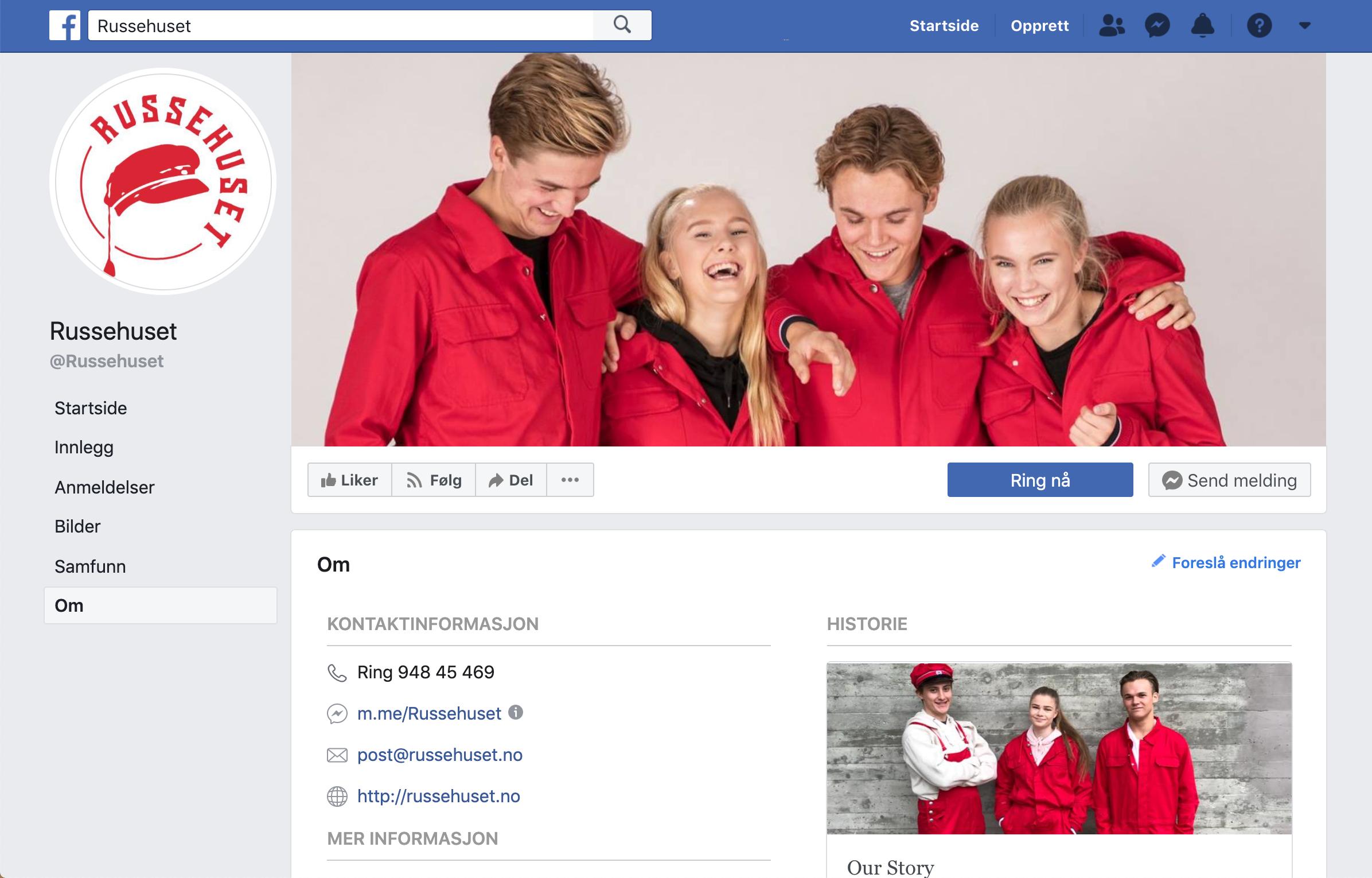 Medieuttrykk og mediesamfunnet Vg2 og Vg3 - Markedsføring på Facebook - NDLA