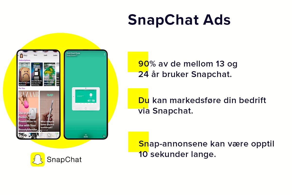 Snapchat Ads   Integrasjoner   24Nettbutikk