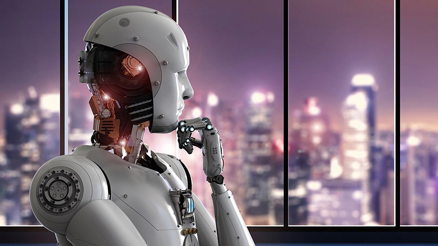 Artificial intelligence: the transcendence effect