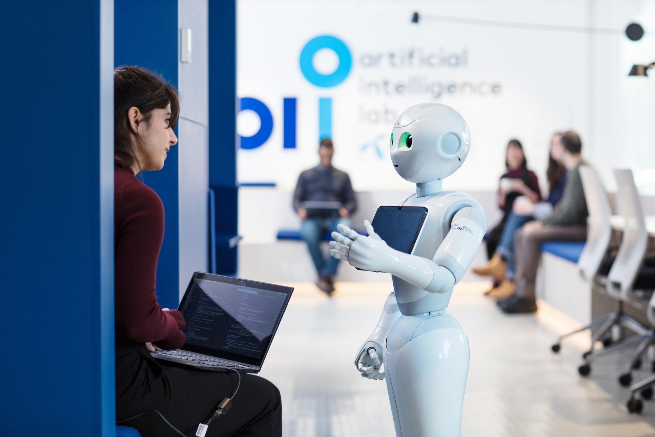 Kunstig intelligens: Er vi klare for det store spranget?   NTNU Nyheter