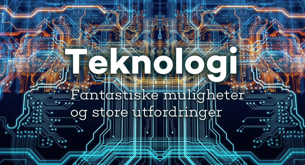 Teknologi - Venstre